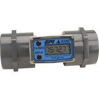 FREE SHIPPING — GPI Electronic Water Meter — 2in., 20-200 GPM, Model# TM200-N