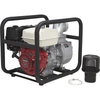 NorthStar Self-Priming Semi-Trash Water Pump — 4in. Ports, 23,040 GPH, 3/4in. Solids Capacity, 270cc Honda GX270 Engine