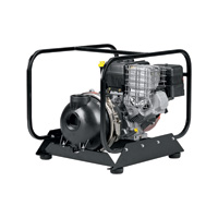Pacer Self-Priming Trash Water Pump —  3in. Ports, 22,800 GPH, 1 1/2in. Solids Capacity, 305cc Briggs & Stratton Intek Pro Engine, Model# TE3TBBE8AC