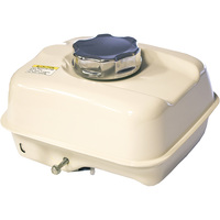 Honda Replacement Gas Tank — 3.3-Quart Capacity, Model# 17510-ZE1-000UT2TO