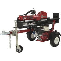 NorthStar Horizontal/Vertical Log Splitter — 37-Ton, 270cc Honda GX270 Engine