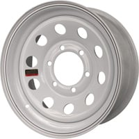 FREE SHIPPING — High-Speed Radial Trailer Wheel, Modular, ST205/75-15