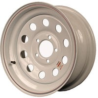FREE SHIPPING — High Speed Replacement Trailer Wheels, ST205/75-15, Modular