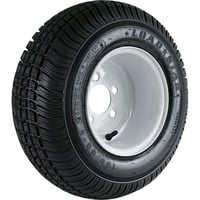 5-Hole High Speed Standard Rim Design Trailer Tire Assembly — 165/65-8