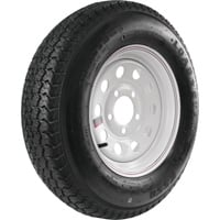 FREE SHIPPING — 5-Hole High Speed Modular Rim Design Trailer Tire Assembly — ST175/80D-13