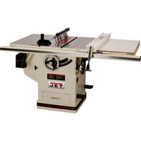 JET Deluxe XACTASAW Table Saw — 10in., Model# JTAS-10XL-DX
