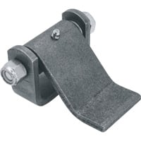 Buyers Steel Hinge with Grease Fitting — 4in., Model# B2426FS