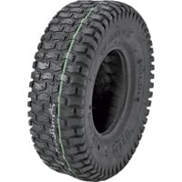 Lawn and Garden Tractor Tubeless Replacement Turf Tire — 13in. x 5.00–6in.