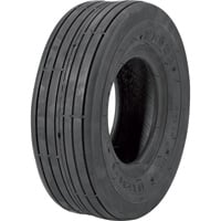 Tubeless Ribbed Tread Replacement Tire — 15 x 600-6