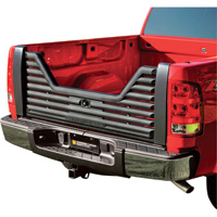 Stromberg Carlson Fifth Wheel Louvered Tailgate — Fits 2002 and 2009 Dodge 1500 Series and 2003–'08 Dodge 1500, 2500 and 3500 Series, Model# VG-02-4000