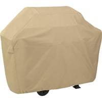 Classic Accessories Terrazzo Cart BBQ Cover — X-Large, Sand, 70in.L x 24in.D x 48in.H, Model# 53942
