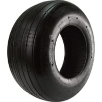Tubeless Ribbed Tread Replacement Tire — 18 x 850-8