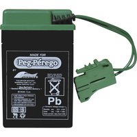 Peg Perego 6 Volt Replacement Battery, Model# IAKB0509