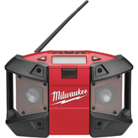 FREE SHIPPING — Milwaukee M12 Jobsite Radio, Model# 2590-20