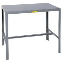 Little Giant Machine Table — 1000-Lb. Capacity, 36in.L x 24in.W x 30in.H, Model# MT1-2436-30