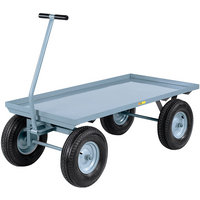 Little Giant Wagon Truck — 48in.L x 24in.W, 3,000-Lb. Capacity, Model# CH-2448-16P