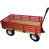 Millside Industries Garden Wagon — 600-lb. Capacity, 48in.L x 24in.W, , Model# HD