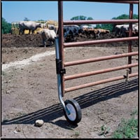 Adjustable Gate Wheel — 10in.