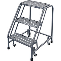 Cotterman (Rolling) Ladder — 30in. Max. Height, Model# D0460089-01-003