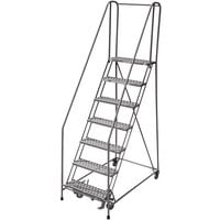 Cotterman (Rolling) Ladder — 70in. Max. Height, Model# 1007R2630A1