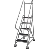 Cotterman Steel (Step) Ladder — 45in. Max. Height