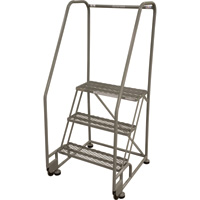 Cotterman (Rolling) Ladder — 30in. Max. Height, Model# 3TR26