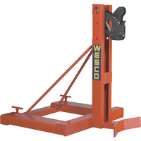 Wesco Economy Gator Grip Forklift Single Drum Grab, Model# EGG1