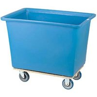 Wesco Plastic Truck Bin — 8 bu., Model# 272509