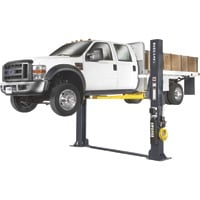 FREE SHIPPING — BendPak Floorplate 2-Post Truck and Car Lift — 12,000-Lb. Capacity, Model# XPR-12FDL