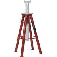 Blackhawk Automotive 10-Ton High-Lift Pin-Style Jack Stands — Pair, Model# BH5010