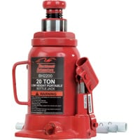Blackhawk Automotive Heavy-Duty 20-Ton Hydraulic Bottle Jack — Model# BH2200