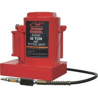 Blackhawk Automotive 50-Ton Air/Hydraulic Bottle Jack —   Model# BH2500