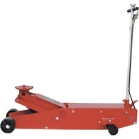 Blackhawk Automotive 10-Ton Air Actuated Service Floor Jack —   Model# BH6011