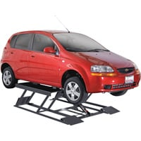 FREE SHIPPING — BendPak Low-Rise Car Lift — 6000-Lb. Capacity, Model# LR-60