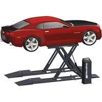 FREE SHIPPING — BendPak Frame Engaging Scissor Car Lift — 7000-Lb. Capacity, Model# SP-7X