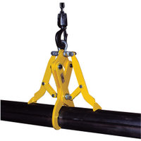 Vestil Heavy-Duty Cast Iron Pipe Grab