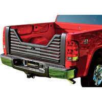 Stromberg Carlson Fifth Wheel Louvered Tailgate — Fits 1999–2006 GM (All Series Classic) and 2007 2500–3500 Series, Model# VGM-99-4000