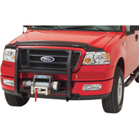 Ramsey Sierra Grille Guard Winch Mounting Kit for 2004-2007 Ford F-150 4x4 and 4x2, Model# 295942