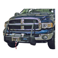 Ramsey Grille Guard Winch Mounting Kit for 2003-2006 2500, 3500 Dodge Ram, Model# 295370