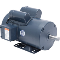 Leeson Woodworking Electric Motor — 3 HP, 3450 RPM, 230 Volts, Single Phase, Model# 120341