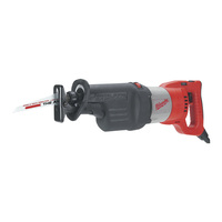 FREE SHIPPING — Milwaukee Orbital Sawzall — 13 Amp, Model# 6523-21