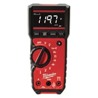 FREE SHIPPING — Milwaukee Digital Multimeter, Model# 2217-20