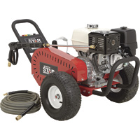 FREE SHIPPING — NorthStar Gas Cold Water Pressure Washer — 4000 PSI, 3.5 GPM, Honda Engine, Belt Drive, Model# 1572041
