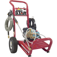 FREE SHIPPING — NorthStar Electric Cold Water Pressure Washer — 2000 PSI, 1.5 GPM, 120 Volt
