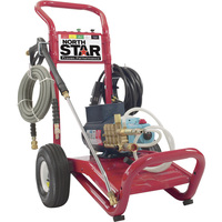 FREE SHIPPING — NorthStar Electric Cold Water Pressure Washer — 3000 PSI, 2.5 GPM, 230 Volt