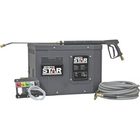 FREE SHIPPING — NorthStar Electric Cold Water Stationary Pressure Washer — 3,000 PSI, 2.5 GPM, 230 Volt