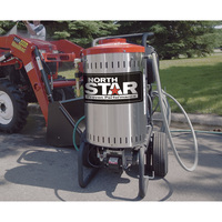 FREE SHIPPING — NorthStar Electric Wet Steam & Hot Water Pressure Washer — 2750 PSI, 2.5 GPM, 230 Volt