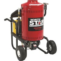 FREE SHIPPING — NorthStar Electric Wet Steam & Hot Water Pressure Washer Add-on Unit — 4000 PSI, 4 GPM, 120 Volt