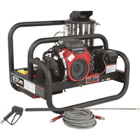 FREE SHIPPING — NorthStar Gas Hot Water Pressure Washer Skid — 4,000 PSI, 4.0 GPM, Honda Engine