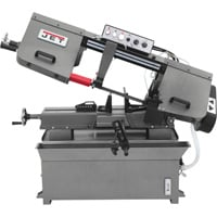 FREE SHIPPING — JET Horizontal Metal Cutting Band Saw — 9in. x 16in., Model# HBS-916W
